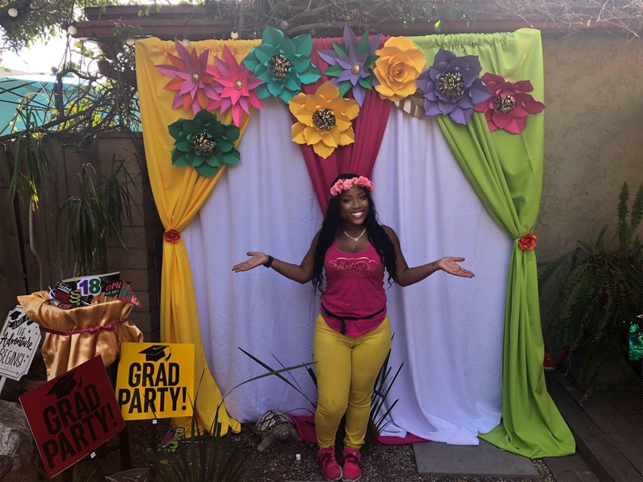 A Cinco De Mayo Themed Graduation For Lyndsey Mad Diva Concierge